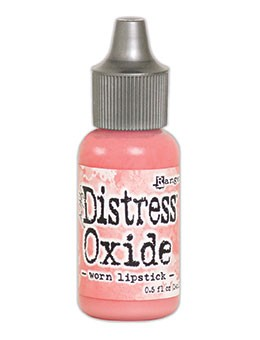 Ranger - Tim Holtz Distress Oxide Ink Refill - Worn Lipstick (0.5 fl.oz.)