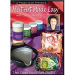 Ranger Melt Art (by Suze Weinberg) - Melt Art Made Easy DVD