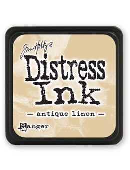 Ranger - Tim Holtz Mini Distress Ink Pad - Antique Linen