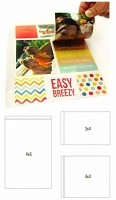 "Simple Stories - Sn@p! Photo Flips For 6""x8"" Binders  12/Pkg - Variety Pack"