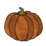 Sizzix Bigz Dies - Pumpkin Parts by Tim Holtz