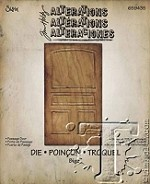 Sizzix Bigz Die by Tim Holtz - Passage Door