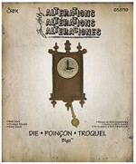 Sizzix - Bigz Die by Tim Holtz - Wall Clock