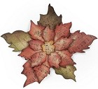Sizzix Bigz Die - Tattered Poinsettia by Tim Holtz