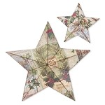 Sizzix Bigz Large L Die - Star Bright, 3-D by Tim Holtz