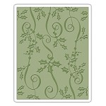 Sizzix - Texture Fades Embossing Folder by Tim Holtz - Holly Ribbon