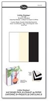 "Sizzix Little Sizzles - 6""x13"" Mat Board (6) Pack - Assorted"