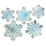 Sizzix - Thinlits Dies by Tim Holtz - 5pk Paper Snowflakes