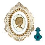 Sizzix Thinlits - Dies - by Jen Long-Philipsen - Victorian Cameo, Frame & Perfume Bottle