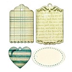 Sizzix Thinlits - Dies - by Rachael Bright - Tags