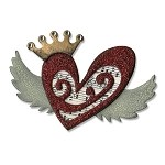 Sizzix Bigz by Tim Holtz - Heart Wings