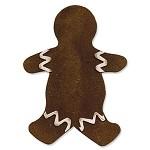 Sizzix Bigz Die by Tim Holtz - Gingerbread