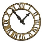 Sizzix Bigz by Tim Holtz - Weathered Clock
