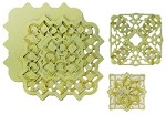 Spellbinders - Shapeabilities Cut, Fold & Tuck Die - Folded Lace