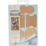 Spellbinders - Designer Die - Tab Set One (by Tammy Tutterow)