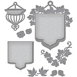 Spellbinders - Designer Die - Beautiful Banner Basket (by Stacey Caron Designs)