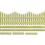 Spellbinders - Shapeabilities Die - Victorian Picket Fence
