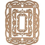 Spellbinders - Designer Die - Style Nouille Decorative Elements (by Stacey Caron Designs)