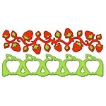Spellbinders-Dies-Fruit Border Petite (limited ed.)