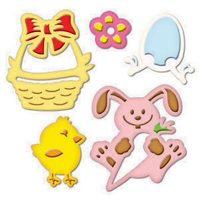 Spellbinders-Dies-Easter Fun (limited ed.)