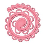 Spellbinders-Twisted Spiral Blossom Two