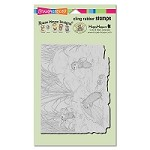 Stampendous Cling Mounted Rubber Stamps - House Mouse Designs - Shell Search