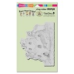 Stampendous Cling Mounted Rubber Stamps - House Mouse Designs - Castle Construction