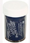 Stampendous Glitter Embossing Powders (1 oz) - Blue Magic Tinsel