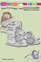 Stampendous Cling Mounted Rubber Stamp - First Aid