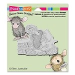 Stampendous Cling Mounted Rubber Stamps - House Mouse Designs - Classified Ad