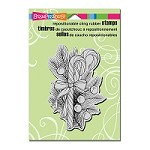 Stampendous Cling Mounted Rubber Stamps - Candy Canes