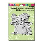 Stampendous Cling Mounted Rubber Stamps - Whispered Wishes