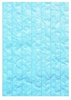 "Inky Antics - Honey Pop - Light Blue 5"" x 7"" Honeycomb Honeypop Paper Pad"