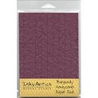 "Inky Antics - Honey Pop - Burgundy 5"" x 7"" Honeycomb Paper Pad"