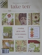 Stampington & Company - Stampers' Sampler - Take Ten - Spring 2007