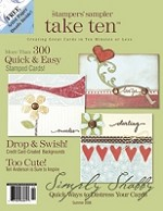 Stampington & Company - Stampers' Sampler - Take Ten - Jun/Jul/Aug 2008