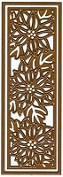 *PRE-ORDER* Sue Wilson Designs - Die - Festive Collection - Poinsettia Mini Striplet