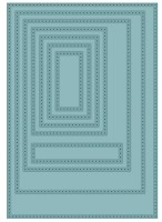 Sue Wilson Designs - Die - Noble Collection - Essential Sized Rectangles (A5, 5x7, A6, A7)(Requires large format machine)