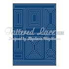 "Tattered Lace - Dies - Center Stepper Card (7.875"" x 11.3"") (requires large format machine)"