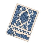 "*PRE-ORDER* Tattered Lace - Embossing Folder Set - Floral Diamond (set of 4) (7.75"")"