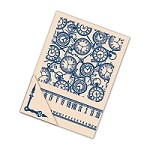 "*PRE-ORDER* Tattered Lace - Embossing Folder Set - Clocks (set of 4) (7.75"")"