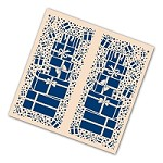 Tattered Lace - Embossing Folder - Gatefold Christmas Gifts