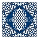 Tattered Lace - Dies - Lacy Square