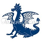 **PRE-ORDER** Tattered Lace - Dies - Dave the Dragon