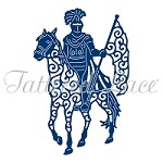 **PRE-ORDER** Tattered Lace - Dies - Knight