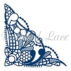 **PRE-ORDER** Tattered Lace - Dies - Royal Lace Corner 2
