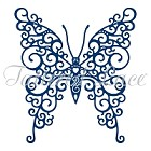 **PRE-ORDER** Tattered Lace - Dies - Beautiful Butterfly