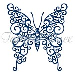 Tattered Lace - Dies - Beautiful Butterfly