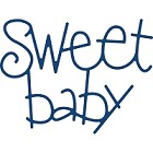 **PRE-ORDER** Tattered Lace - Dies - Sweet Baby