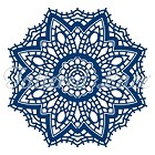 **PRE-ORDER** Tattered Lace - Dies - Sunflower Doily